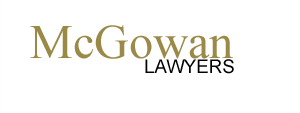 McGowan Lawyers logo