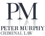 Peter Murphy Criminal Law logo