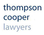 Thompson Cooper Lawyers logo